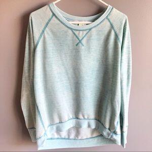 3/$20 GreenTea Blue Sweater Top